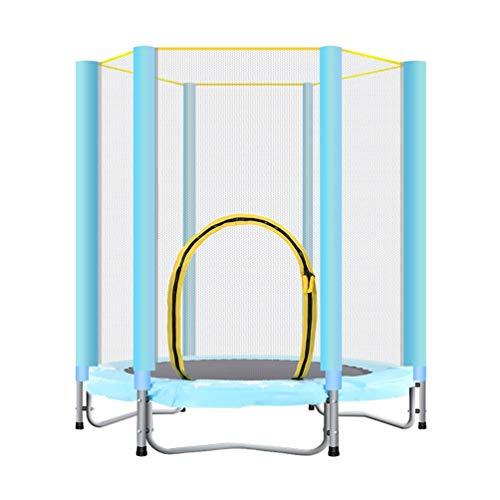 RY-Trampo Kindertrampoline, binnensportschool, beschermend hek beukend bed sportbungee elastiek springen afslanken