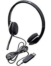 Logitech H340Headset USB Siyah