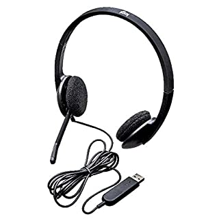 Logitech H340 Wired Headset, Stereo Headphones with Noise-Cancelling Microphone, USB, PC/Mac/Laptop - Black (B008S1IOCY) | Amazon price tracker / tracking, Amazon price history charts, Amazon price watches, Amazon price drop alerts