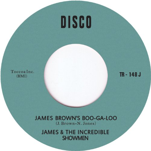 James Brown's Boo-Ga-Loo
