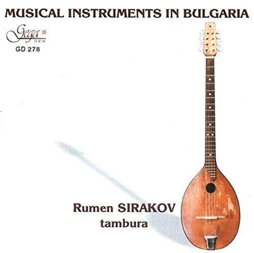 Musical Instruments in Bulgaria-Tambura