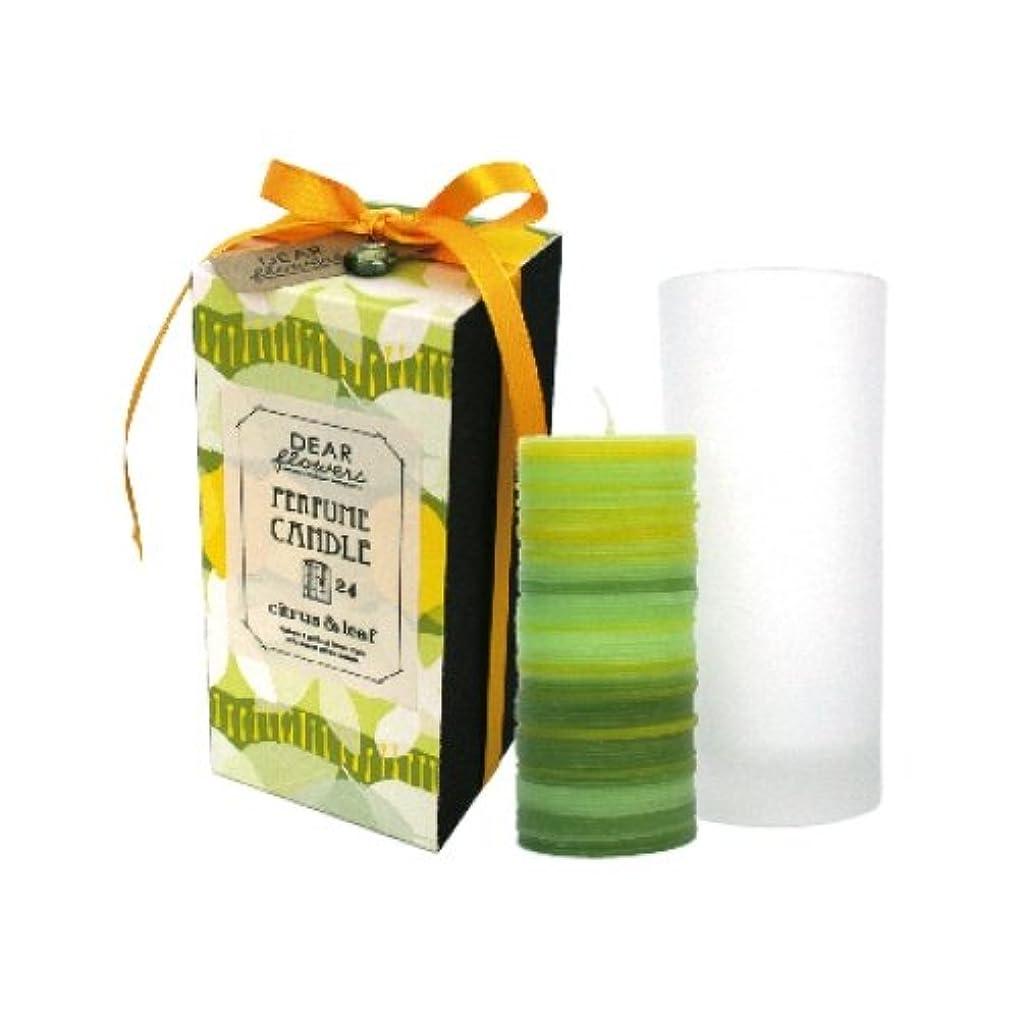 カスケード送るコンペディアフラワーズ レイヤードキャンドル レモンの花と棘