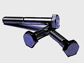 von 12 bis 180 mm Güte 10.9 10 Stk Sechskantschraube DIN 933 M8