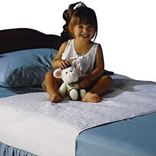 Saddle Style Reusable Waterproof Bed Pad - Made in America (34