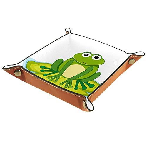 Frog Catchall - Bandeja para cambio de joyas, relojes y dados