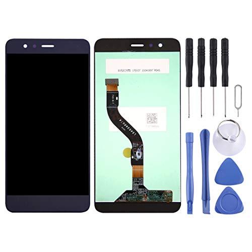 Moonbaby nieuw voor Huawei P10 Lite/Nova Lite LCD-scherm en Digitizer volledige assemblage (zwart), Kleur: wit