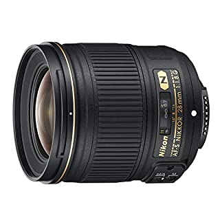 Nikon AF-S 28mm F1.8 G - Objetivo para Nikon (Distancia Focal Fija 28mm, Apertura f/1.8) Color Negro (B007VGGIRK)   Amazon price tracker / tracking, Amazon price history charts, Amazon price watches, Amazon price drop alerts