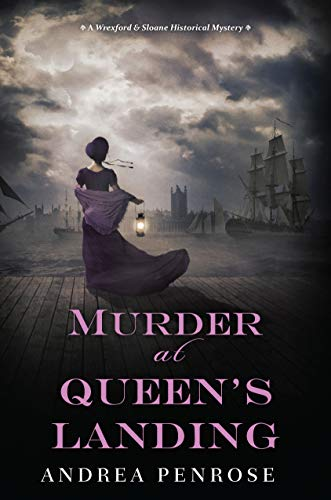 Image of Murder at Queen's Landing: A Captivating Historical Regency Mystery (A Wrexford & Sloane Mystery)