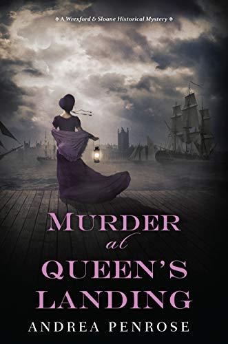 Murder at Queen's Landing (A Wrexford & Sloane Mystery)