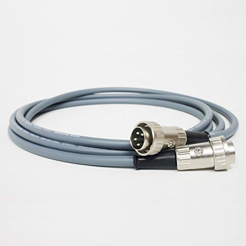 SNAIC-kabel van naim Premium. Pre amp aan versterker. Sluiting 4 pin naar 4 pin Din 5m Grijs