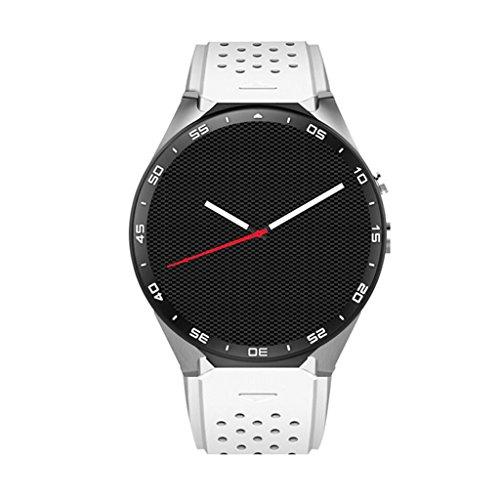 Reloj Inteligente Bluetooth KW88 con Pantalla táctil y