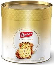 Bauducco Panettone Original Recipe Special Tin, Moist & Fresh, Traditional Italian Recipe, Italian Traditional Holiday Cake, 26.2oz