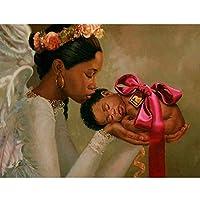 接吻DIY5Dダイヤモンド絵画、フルドリルアーツクラフトダイヤモンド刺繡ドッツキット家の壁の装飾40x50cm