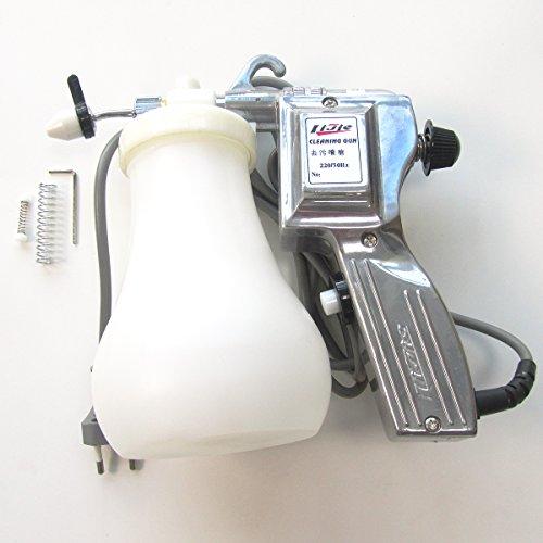 Nueva pistola de limpieza de manchas textiles para impresoras de pantalla 220 voltios # KP-170A 220V...