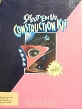 Shoot-Em-Up Construction Kit - Commodore 64