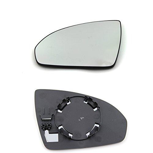TarosTrade 57-0865-L-46800 Vetro Specchietto Retrovisore Lato Sinistro