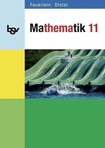bsv Mathematik - Gymnasium Bayern - Oberstufe - 11. Jahrgangsstufe: Schülerbuch mit Merkhilfe