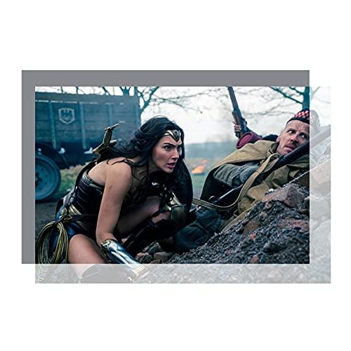 Gwendolyn Pantalla del proyector 16: 9 HD 4K Pantalla de proyector portátil con Pliegue Plegable para el Cine en casa Pantalla de película al Aire Libre (Size : 50 Inch)