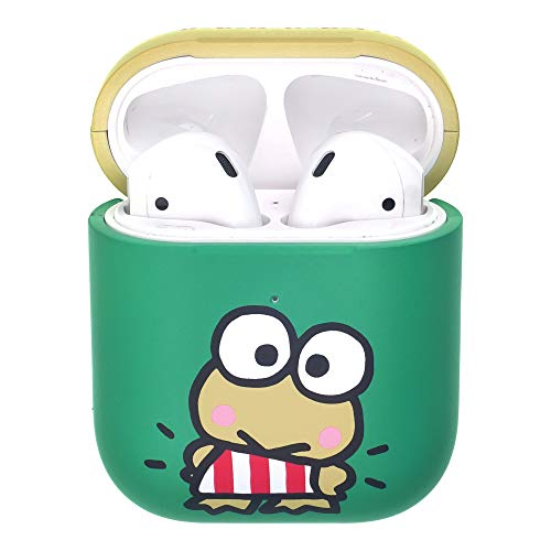 Sanrio Compatible with AirPods Case Protective Hard PC Shell Cute Cover - Kerokerokeroppi