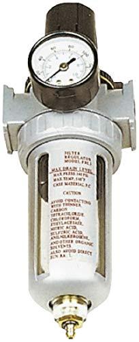 Filtre à condensation régulateur de pression d'air comprimé Asturo AFR80 0,3 – 10 bar
