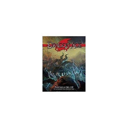 Edge Entertainment- Dragón Age: Pantalla del DJ (EDG2802)