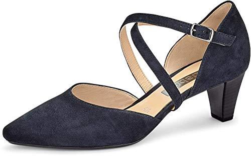 Gabor Shoes Damen 01.363.16 Pumpe, Pazifik