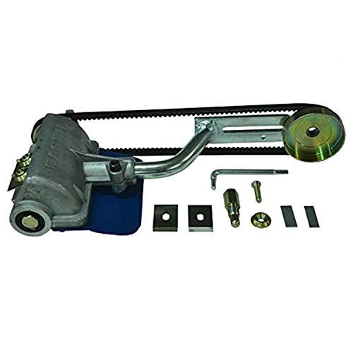 Descortezar Descortezador descortezadores compatible Cultivo a motor Motosierra Husqvarna 545 550 560 562 pelador dispositivo corteza pelador pelador de corteza de