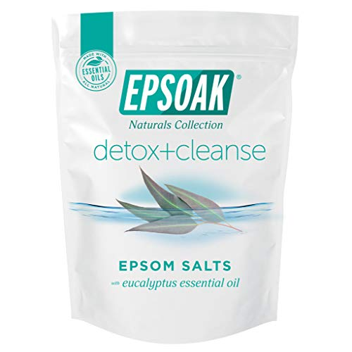 Epsoak Everyday Epsom Salts - 2 lbs. Detox + Cleanse Bath Salts
