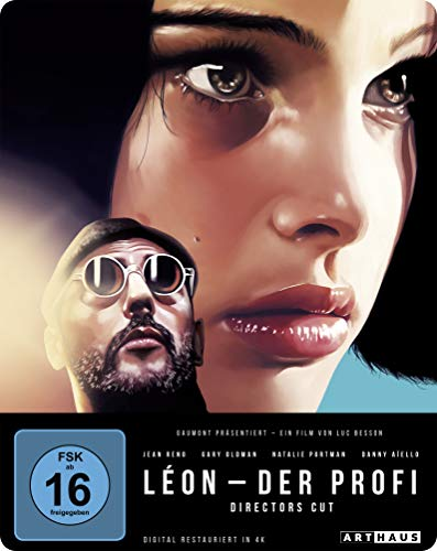 Leon - Der Profi / Limited 25th Anniversary Steelbook Edition / Blu-ray