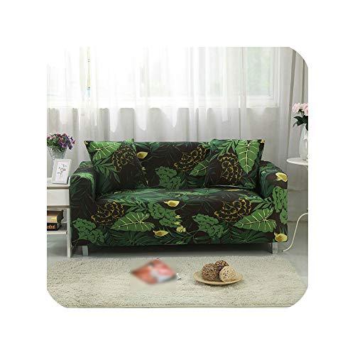 NNNN Lförmigen Sofabezug Stretch Schnittsofa Set Sofabezüge Für Wohnzimmer Housse Canape Schonbezug 1/2/3/4 Sitzer Farbe 14 1-Sitzer (90-140 cm)