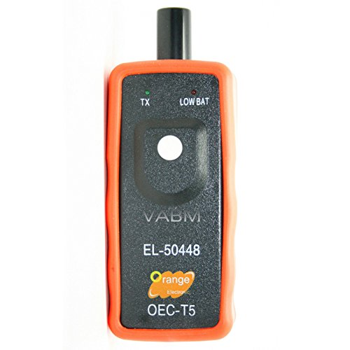 Price comparison product image GM Motors EL-50448 TPMS Tire Pressure Monitor Sensor Activation Tool