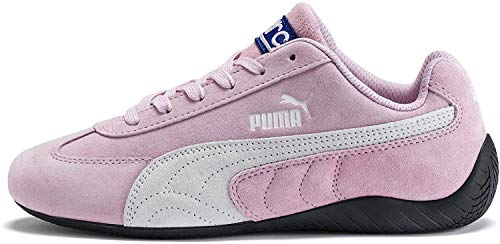 PUMA Unisex-Erwachsene Speedcat Og Sparco Sneaker, Winsome Orchidee Weiß, 22 EU