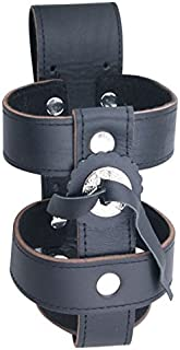 Hot Leathers, Officially Licensed High Quality, Drink Bottle Holder ( Leather)