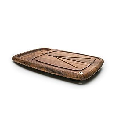 Ironwood Gourmet 28103 Kansas City Carving Board, Acacia Wood