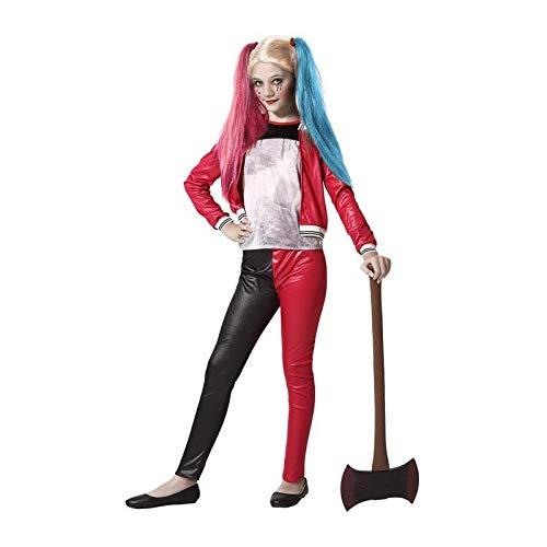 Atosa-66393 Disfraz Arlequin Halloween, multicolor, 5-6 Años (66393)