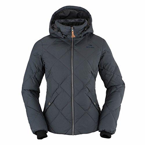 Eider Damen Orgeval Jacket Daunenjacke, Macadam, 42