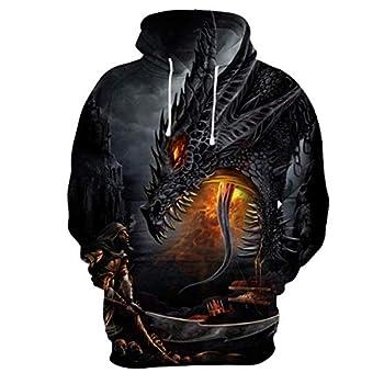 dragon hoodies for men