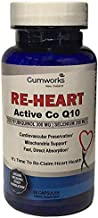 CoQ10 Ubiquinol 200mg for Heart Health. Reacted Selenium for Cardiovascular & Mitocondria Support. Antioxidant for Heart Health. Soft Gel. 60 Count. One per Day.