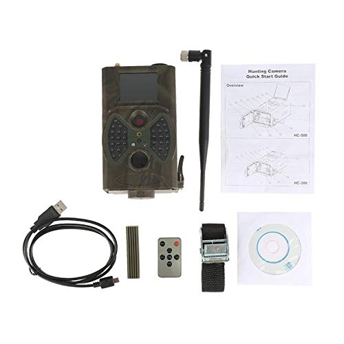 12MP Photo Traps Email MMS/GPRS/SMTP 1080P Night Vision...