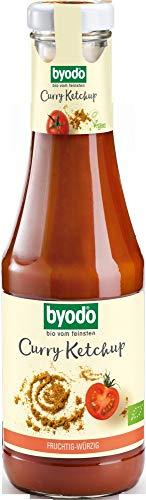 Byodo Bio Curry Ketchup, 500 ml (2 x 500 ml)