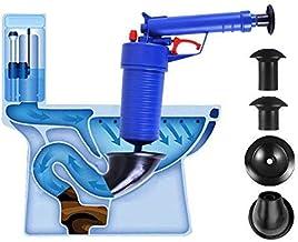 Atyhao Afvoerreiniger, hogedrukreiniger, voor toiletten en badkamer, blauw