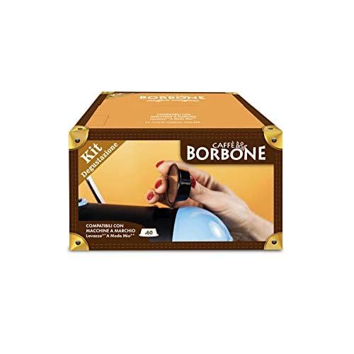 Caffè Borbone Kit Degustazione - Confezione da 60 Capsule - Compatibili con macchine a marchio Lavazza®* A Modo Mio®*