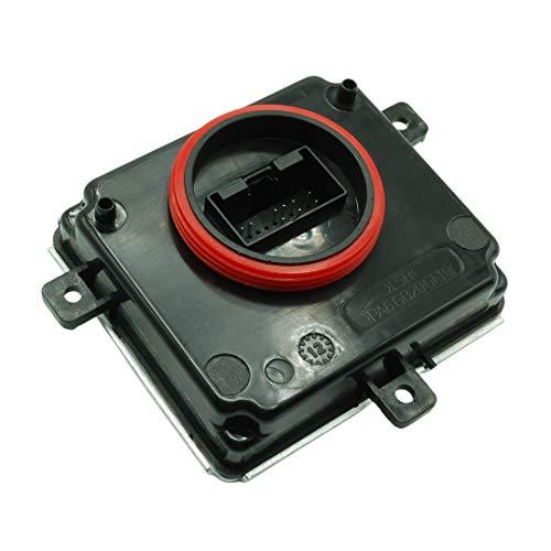 LED Daytime Running Lights Control Module DLR Headlight Control Unit 4G0907697D compatible con Audi A1 A3 A4 A5 A6 A8 Q3