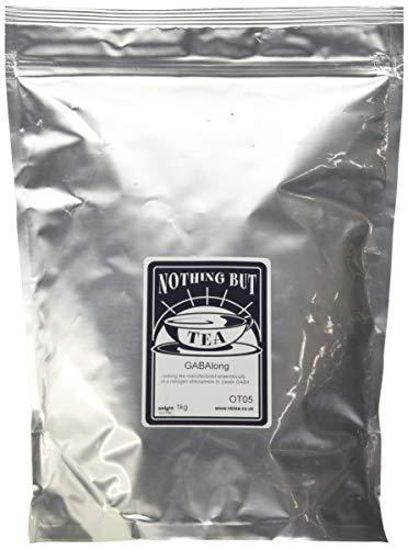 Nothing but Tea GABALong Oolong Tea Pouch, 1000 g
