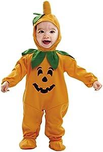 My Other Me Me-203260 Disfraz de bebé calabaza, 1-2 años (Viving Costumes 203260)