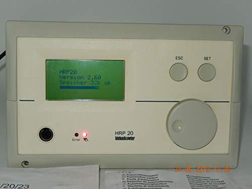 Kieback & Peter HRP20/100 Heizungsregler/Kesselsteuerung mit Speicher 32kB,Version 2.60 neu im OVP war Ersatzteil