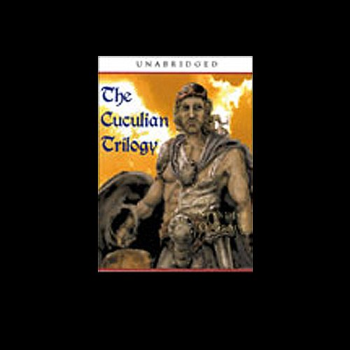 The Cuculian Trilogy audiobook cover art