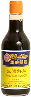 Koon Chun Thin Soy Sauce, 20.3-Ounce Bottle (Pack of 2)