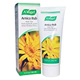 A. Vogel Arnica Rub Soothes Where You Need It Most, Fast-Acting Organically Grown Arnica Extract Soothes Around Muscles & Joints - Natural, Vegan, Gluten Free - 3.5 oz