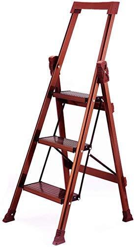 Escalera de seguridad, taburetes escalonados, escalera telescópica Escalera de extensión Escalera telescópica plegable con gancho giratorio de 360 grados Escalera extensible Escalera plegable multiu
